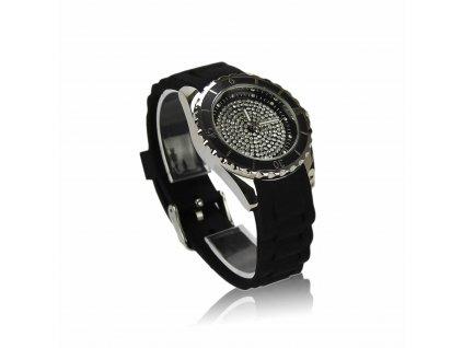 Dámske hodinky fashion only LSW0011 2 cierne kabelky.sk