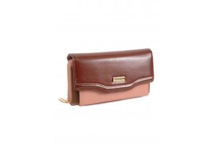Peňaženka DOCA 65122 ružová 1 kabelky.sk