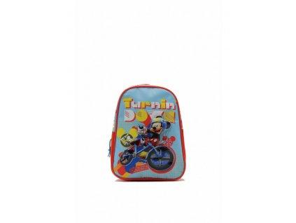 Detský ruksak Mickey Mouse - červený