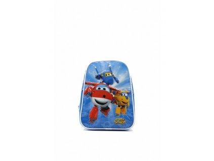 Detský ruksak Super Wings - modrý