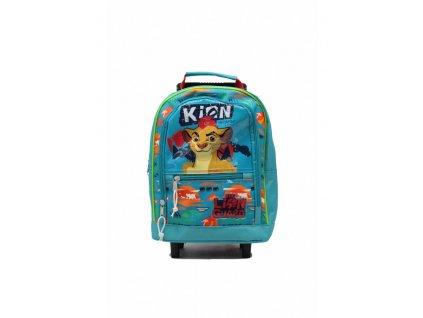 Detský ruksak a kufrík Levia Stráž - modrá