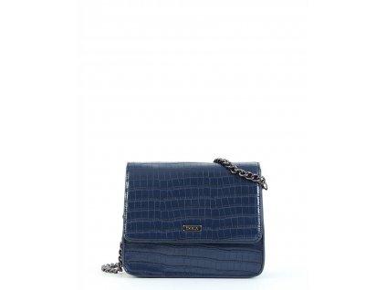 Crossbody kabelka DOCA 15265 - modrá
