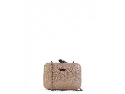 Dámska clutch kabelka DOCA 15332 - béžová