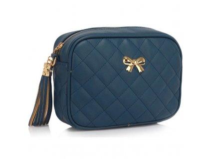 kabelka Tassy - námornícka modrá navy