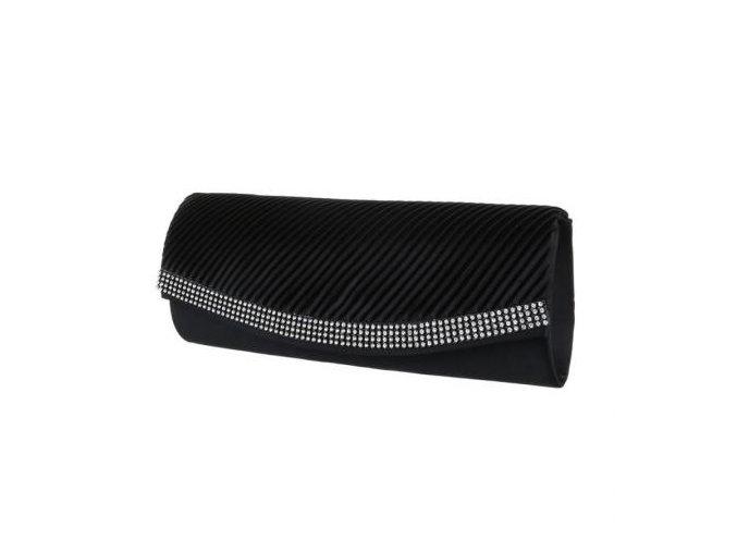 Spoločenská kabelka Ruch - čierna