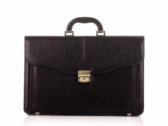 eng pl Men`s business briefcase SOLIER S22 16695 2