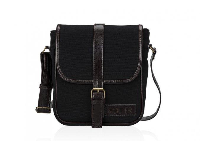 eng pl Genuine leather shoulder bag SL08 HIKE 18830 1