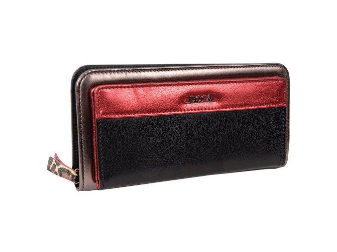 Peňaženka DOCA 64872 - metalická