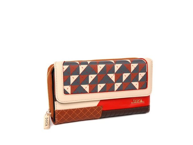 Peňaženka DOCA 64789 - multicolor
