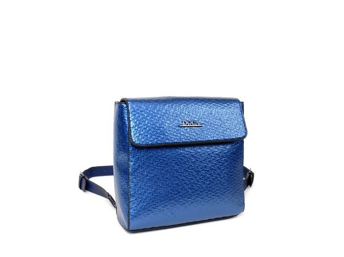 Batoh DOCA 12695 - modrý