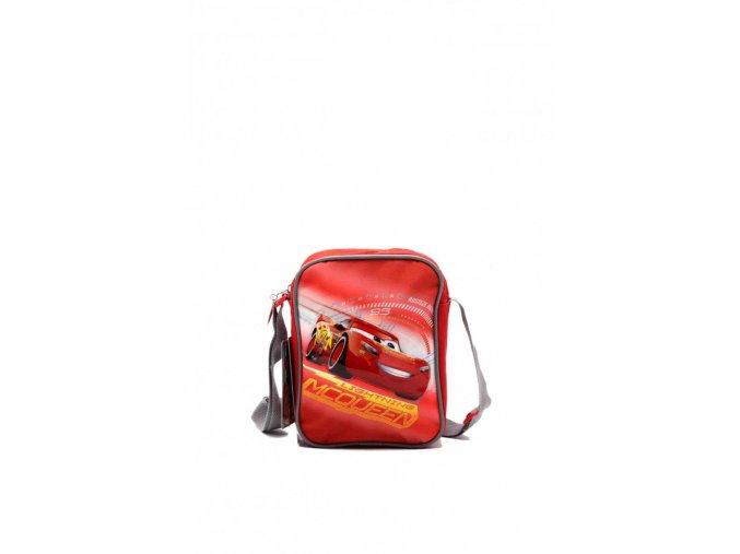 Detská crossbody taška cars 140576rus červená 1 kabelky.sk