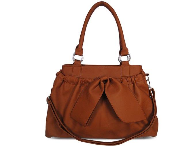 Kabelka Handbag - hnedá