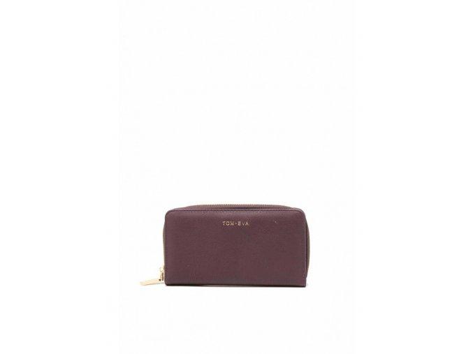Dámska peňaženka TOM&EVA 17E 1709 D RED kabelky.sk