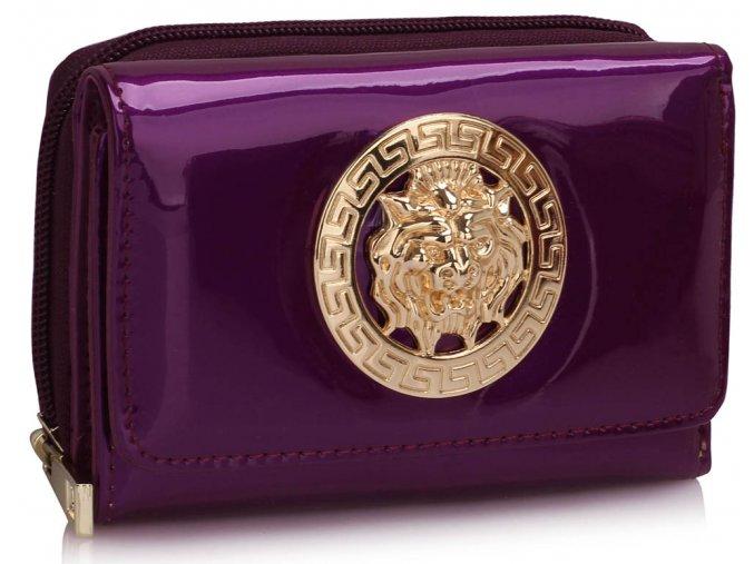 Peňaženka Wallet - fialová