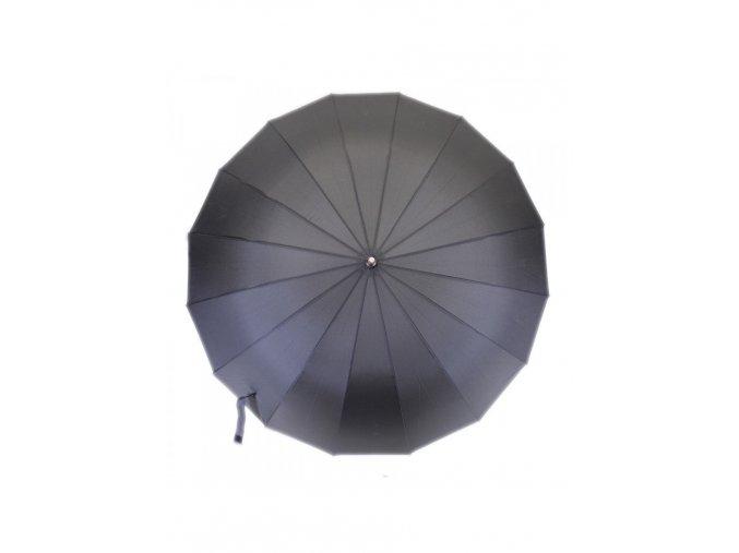 Pánsky dáždnik TOM&EVA SA1562 čierny kabelky.sk