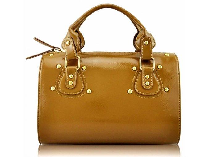 Dámska kabelka Isabelle - hnedá