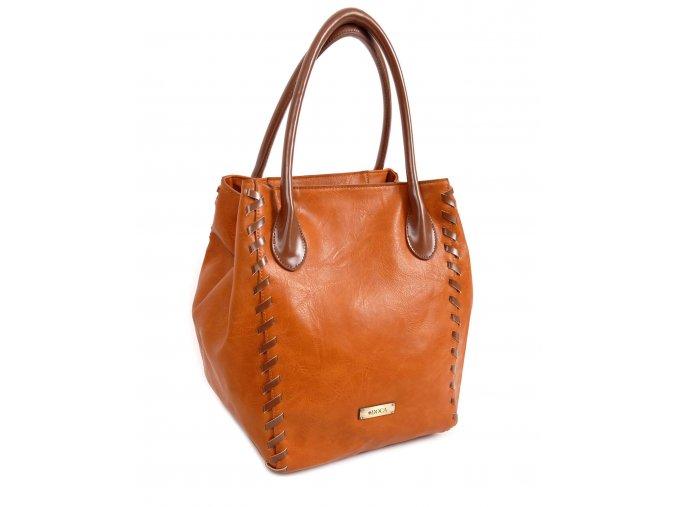 Dámska kabelka 13275 - ťavia/hnedá
