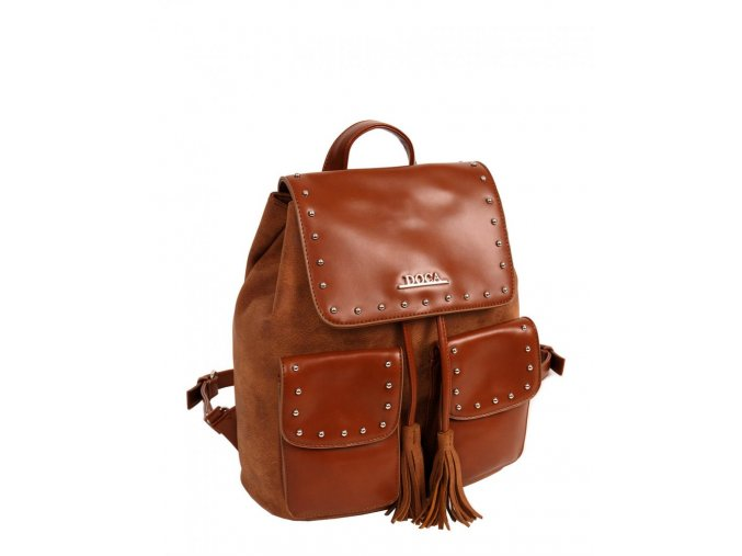 Dámsky ruksak 13534 hnedý 1 kabelky.sk