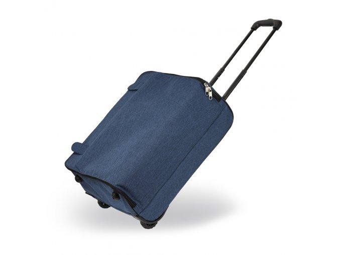 Cestovný kufor grat AGT0015 modrý 1 kabelky.sk