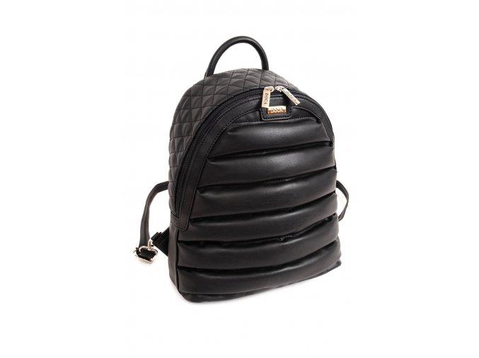 Dámsky batoh DOCA 14351 čierny 1 kabelky.sk