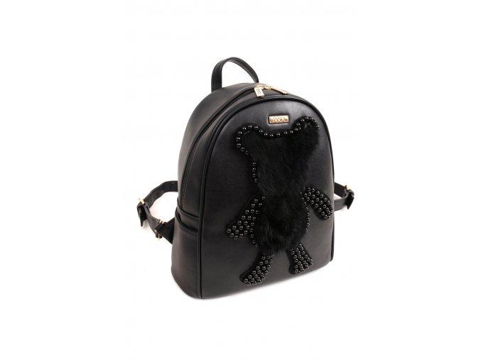 Damsky batoh DOCA 14201 čierny 1 kabelky.sk