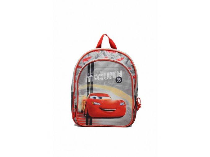 Detský ruksak Bleskový McQueen - čierny