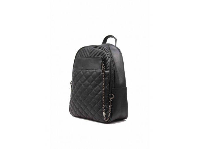 Dámsky ruksak TOM&EVA Kelly - čierny