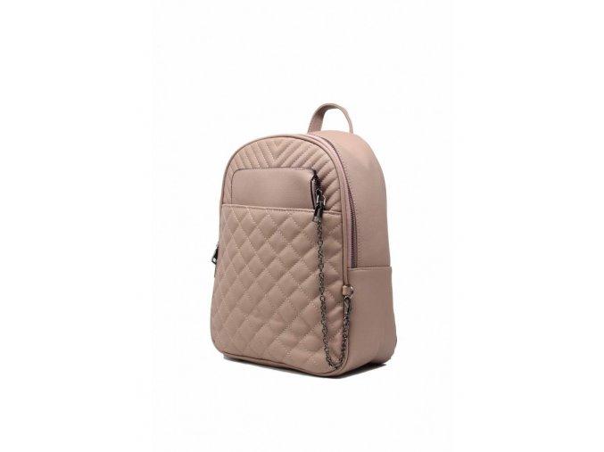 Dámsky ruksak TOM&EVA Kelly - ružový