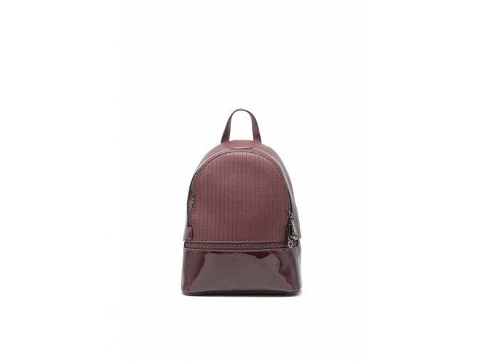 Dámsky ruksak TOM&EVA Lulu - burgundy