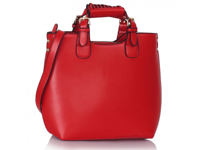 Kabelka Ladies - červená