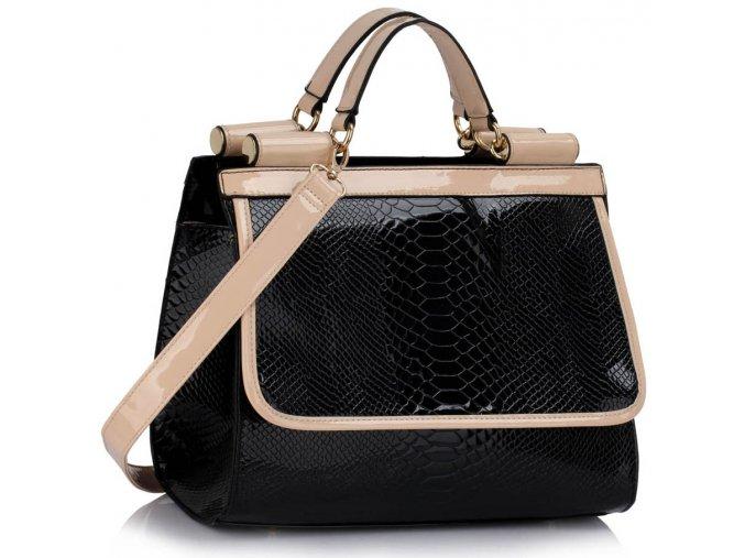 Dámska kabelka Grace - čierna