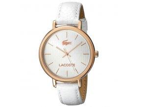 Dámske hodinky LACOSTE - biele