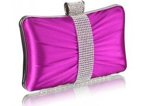 Spoločenská kabelka Gorge - fialová