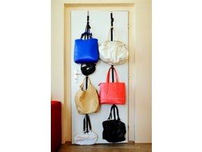 Organizér na kabelky - zavesný na dvere
