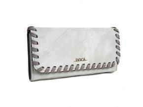 Peňaženka DOCA 64653 - šedá