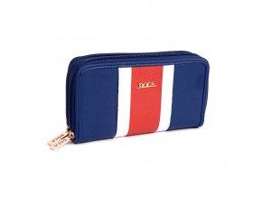 Peňaženka DOCA 64607 - modrá