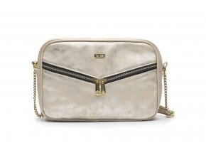 eng pl Crossbody Messenger bag FB01 gold 16753 6