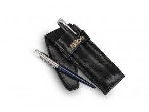eng pl Leather pen case FA13 BLACK 18846 2