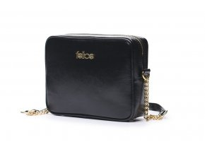 eng pl Leather crossbody Felice Gold Florence 17065 3 (1)