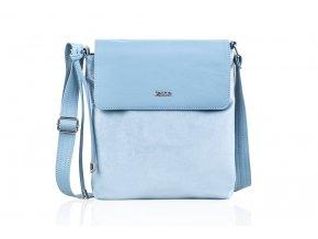 eng pl Crossbody bag A11 blue 18562 1