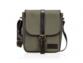 eng pl Genuine leaher shoulder bag SL08 HIKE 18832 1