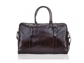 eng pl Brown mens weekend bag SOLIER S16 16820 1