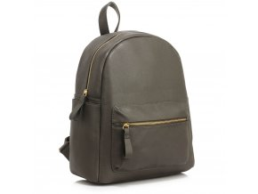 Školský ruksak Backpack - sivý