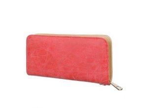 Dámska peňaženka fashionkorb GB MM13 červená kabelky.sk