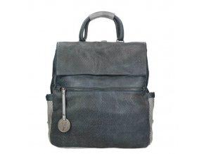 Dámsky ruksak SURI FREY - modro sivý