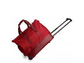 Cestovná taška Bali AGT0018 červená 1 kabelky.sk