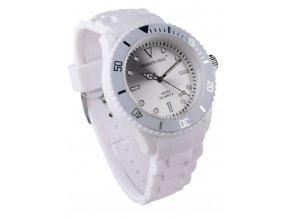 Unisex hodiny fashion only biele 1 kabelky.sk