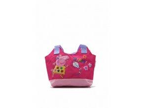 Dievčenská kabelka Peppa Pig - ružový
