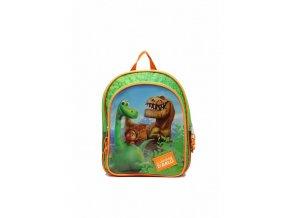 Detský ruksak Dobrý Dinosaurus - zelený
