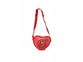 Dievčenská crossbody taška Elena z Avaloru - červená